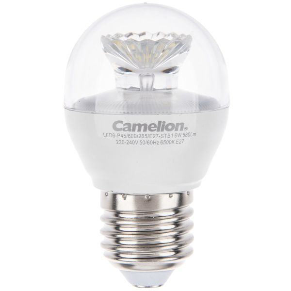 لامپ ال ای دی 6 وات کملیون مدل STB1 پایه E27