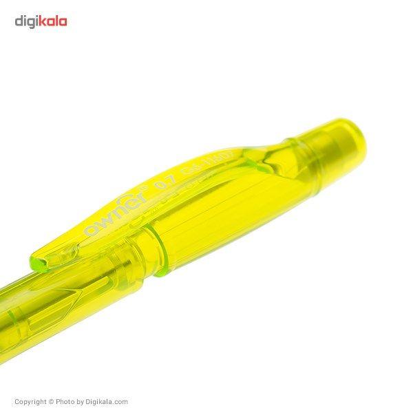 مداد نوکی 0.7 میلی متری اونر مدل G6 main 1 6