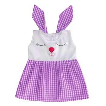 پیراهن دخترانه طرح خرگوش کد 1171