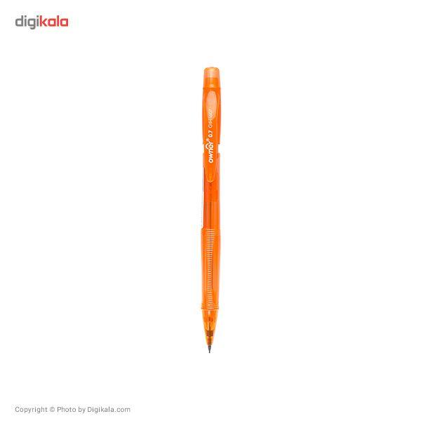 مداد نوکی 0.7 میلی متری اونر مدل G6 main 1 8