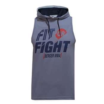 تاپ مردانه مدل Fit Fight