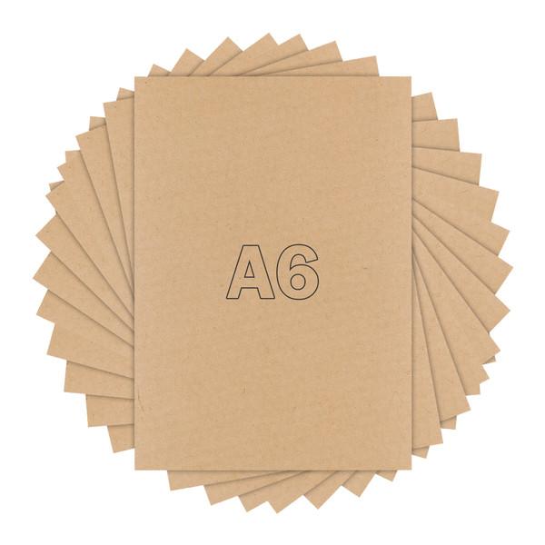 کاغذ کرافت مستر راد کد 1490 بسته 25 عددی