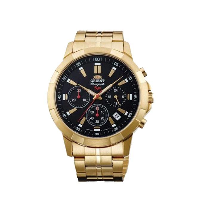 ساعت مچی عقربهای مردانه اورینت مدل SKV00001B0