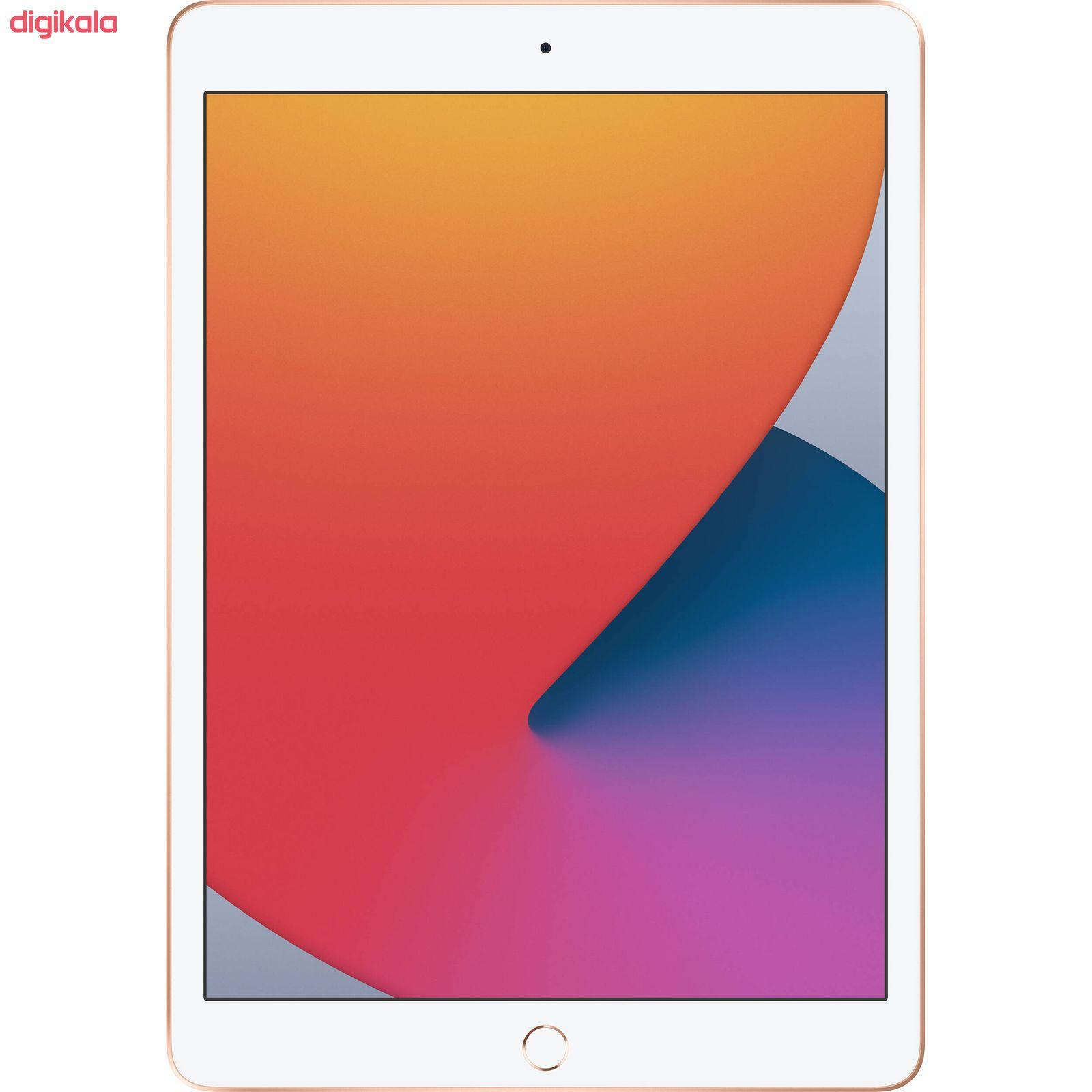تبلت اپل مدل iPad 10.2 inch 2020 4G/LTE ظرفیت 128 گیگابایت  main 1 3