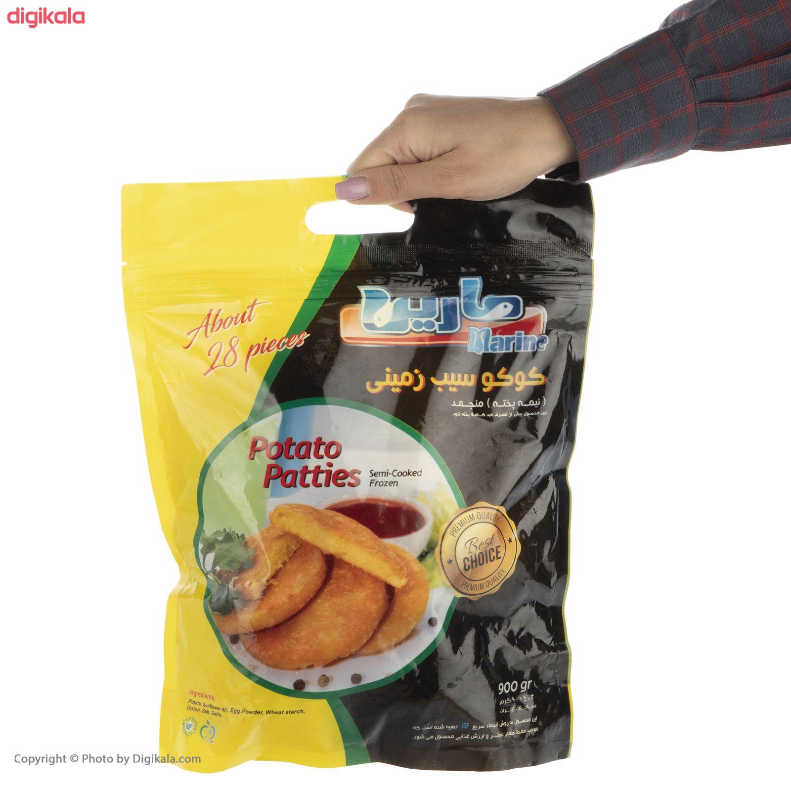 کوکو سیب زمینی مارین - 900 گرم  main 1 3