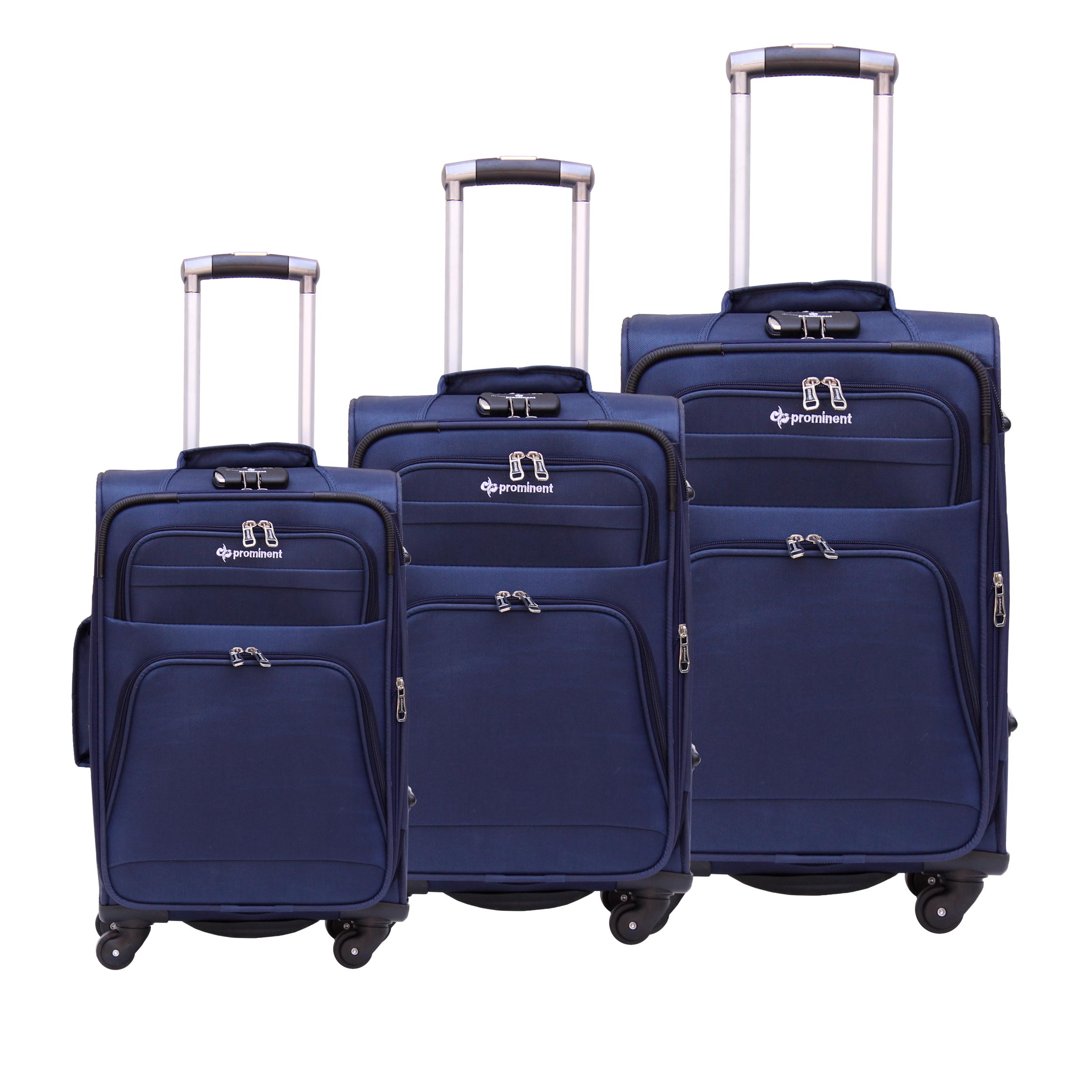 مجموعه سه عددی چمدان پرومینت مدل P 121