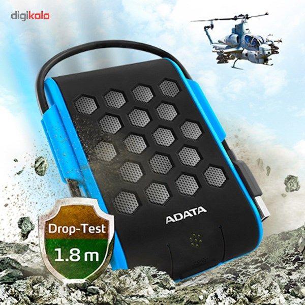 هارد اکسترنال ای دیتا مدل HD720 ظرفیت 1 ترابایت main 1 10