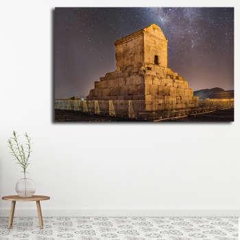 تابلو شاسی مدل آثار باستانی کد 3