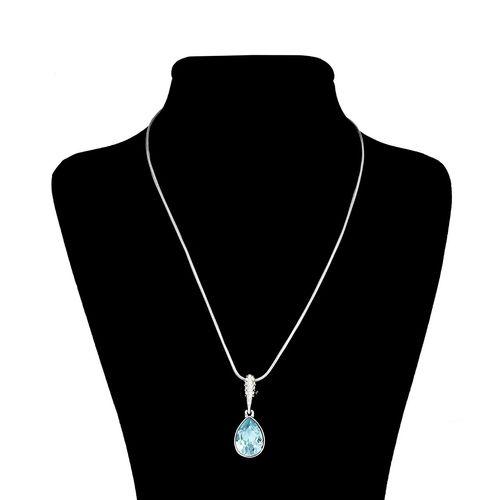 گردنبند الیور وبر مدل Reach Rhod It Turquoise 11523-263