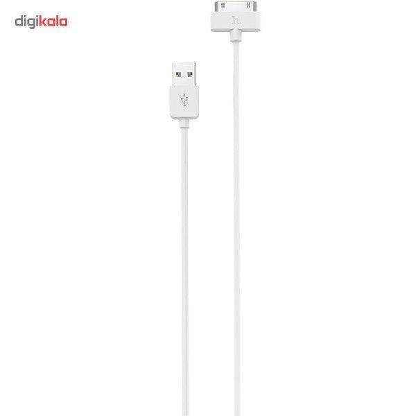 کابل تبدیل USB به 30 پین هوکو مدل X1 Rapid به طول 1 متر main 1 1