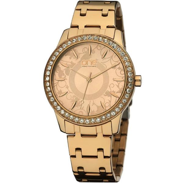 ساعت مچی عقربه ای زنانه وان واچ مدل OL3032RG22E