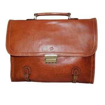 کیف اداری مردانه نوین چرم مدل 150