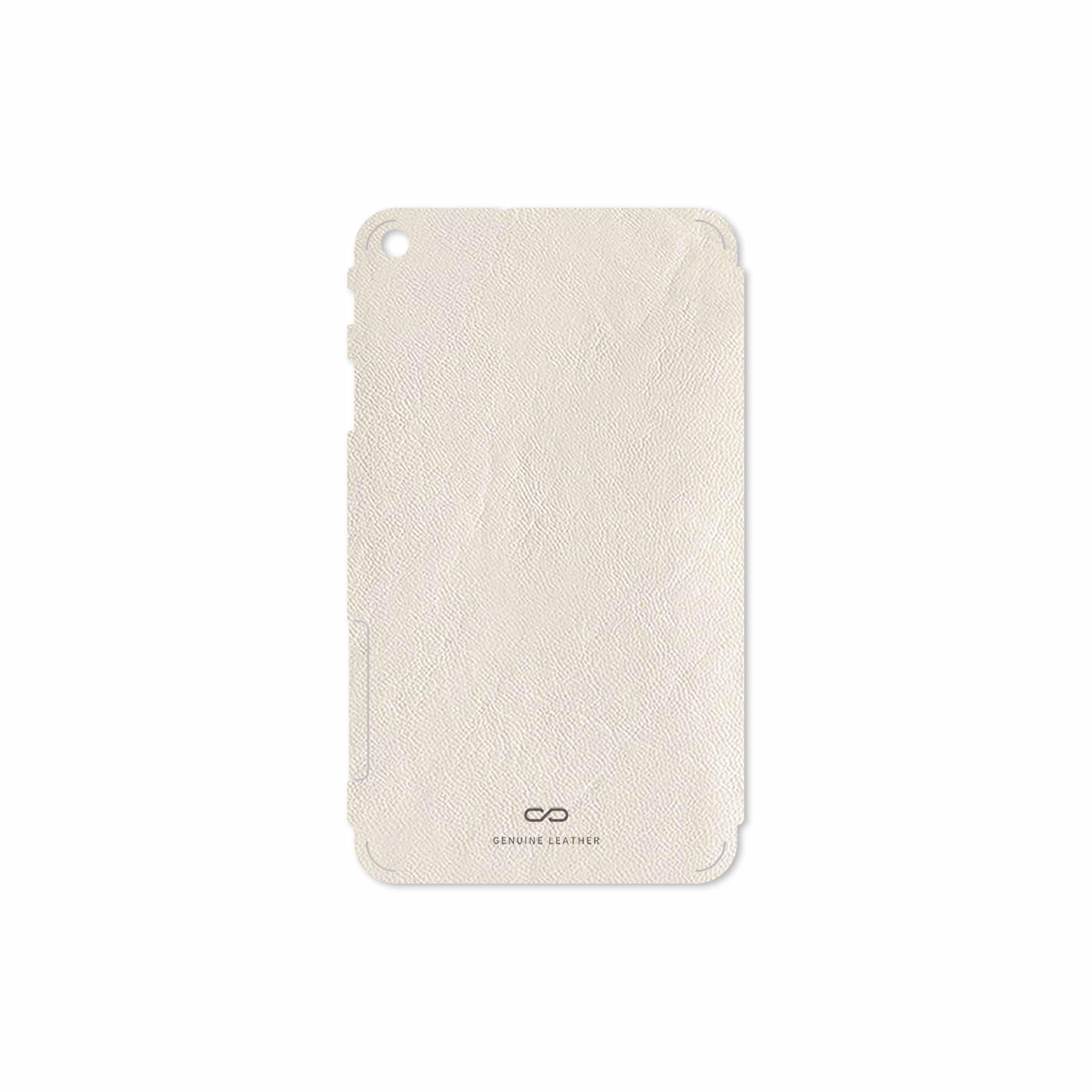 بررسی و خرید [با تخفیف]                                     برچسب پوششی ماهوت مدل Corn-Silk-Leather مناسب برای تبلت هوآوی Mediapad T1 7.0 2015                             اورجینال