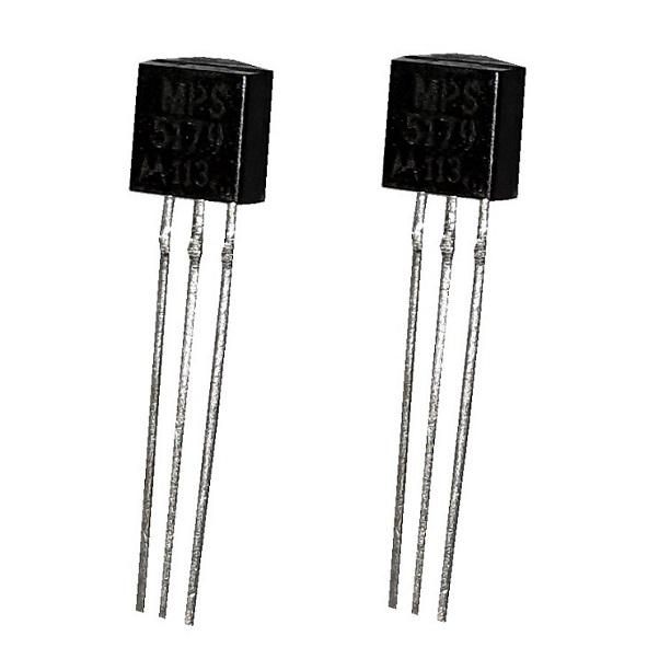 ترانزیستور موتورولا مدل mps5179 بسته 2 عددی