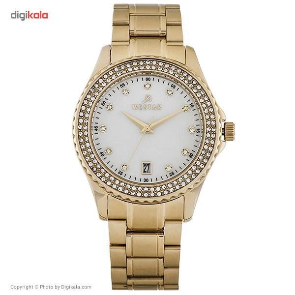 خرید                                      ساعت مچی عقربه ای زنانه وستار مدل W0505GPN111