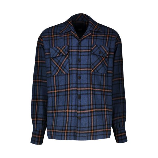 پیراهن مردانه گری مدل GW18