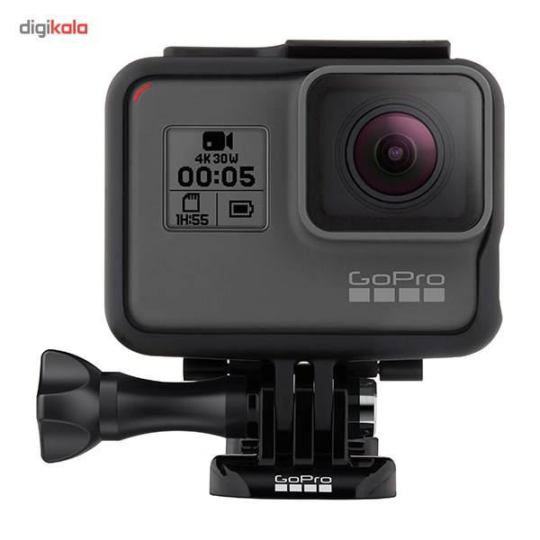 دوربین فیلم برداری ورزشی گوپرو مدل HERO5 Black  Gopro Hero5 Black Action Camera