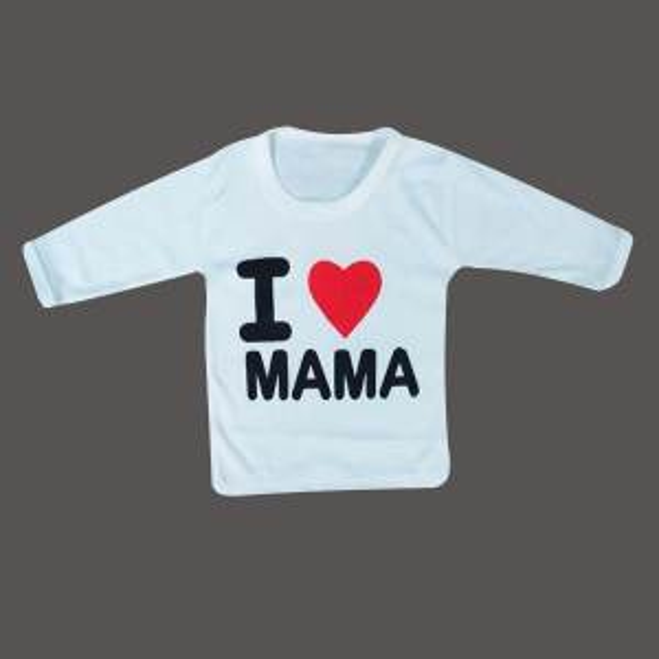 تی شرت آستین بلند نوزادی مدل Love
