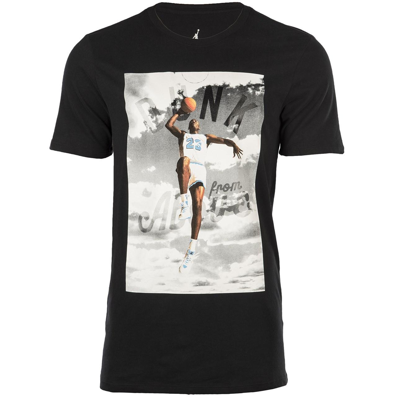 تی شرت مردانه نایکی مدل Jordan Dunk From Above