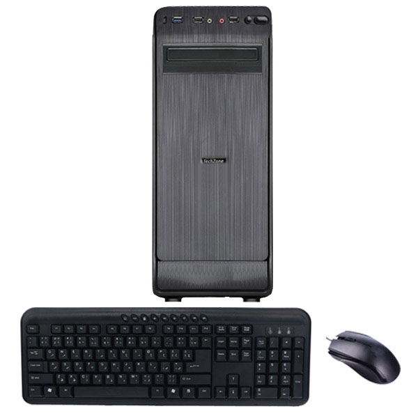 کامپیوتر دسکتاپ تک زون مدل TZ8100B Plus