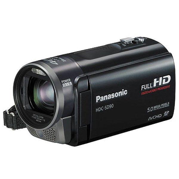 دوربین فیلمبرداری پاناسونیک اچ دی سی - اس دی 90