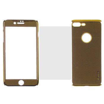 کاور 360 درجه موست کدS1258 مناسب برای گوشی موبایل اپل Iphone 7/8 به همراه محافظ صفحه نمایش