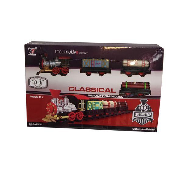 قطار بازی مدل 1022-6
