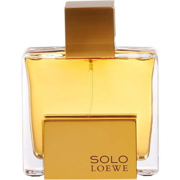 ادو تویلت مردانه لووه مدل Solo Loewe Absoluto حجم 125 میلی لیتر
