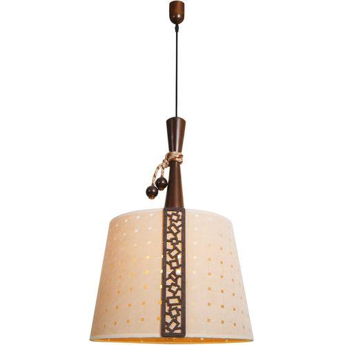 چراغ آویز دارکار مدل یونیکا کد 86