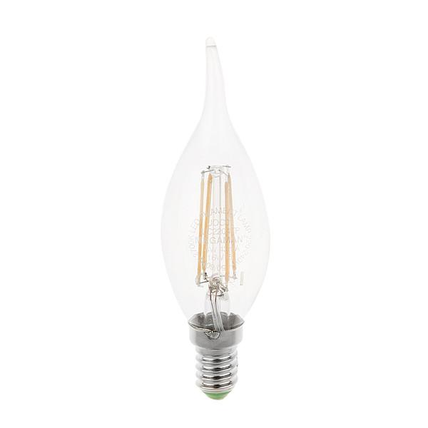 لامپ ال ای دی فیلامنتی 4 وات مگامن مدل MM06930 پایه E14