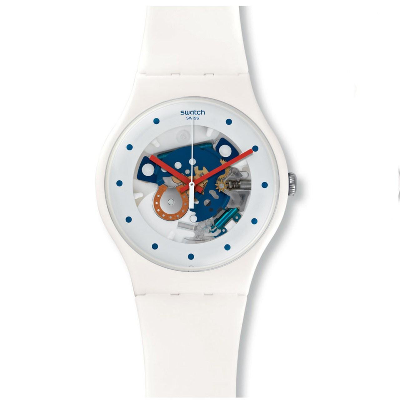 ساعت مچی عقربه ای سواچ مدل SUOW129