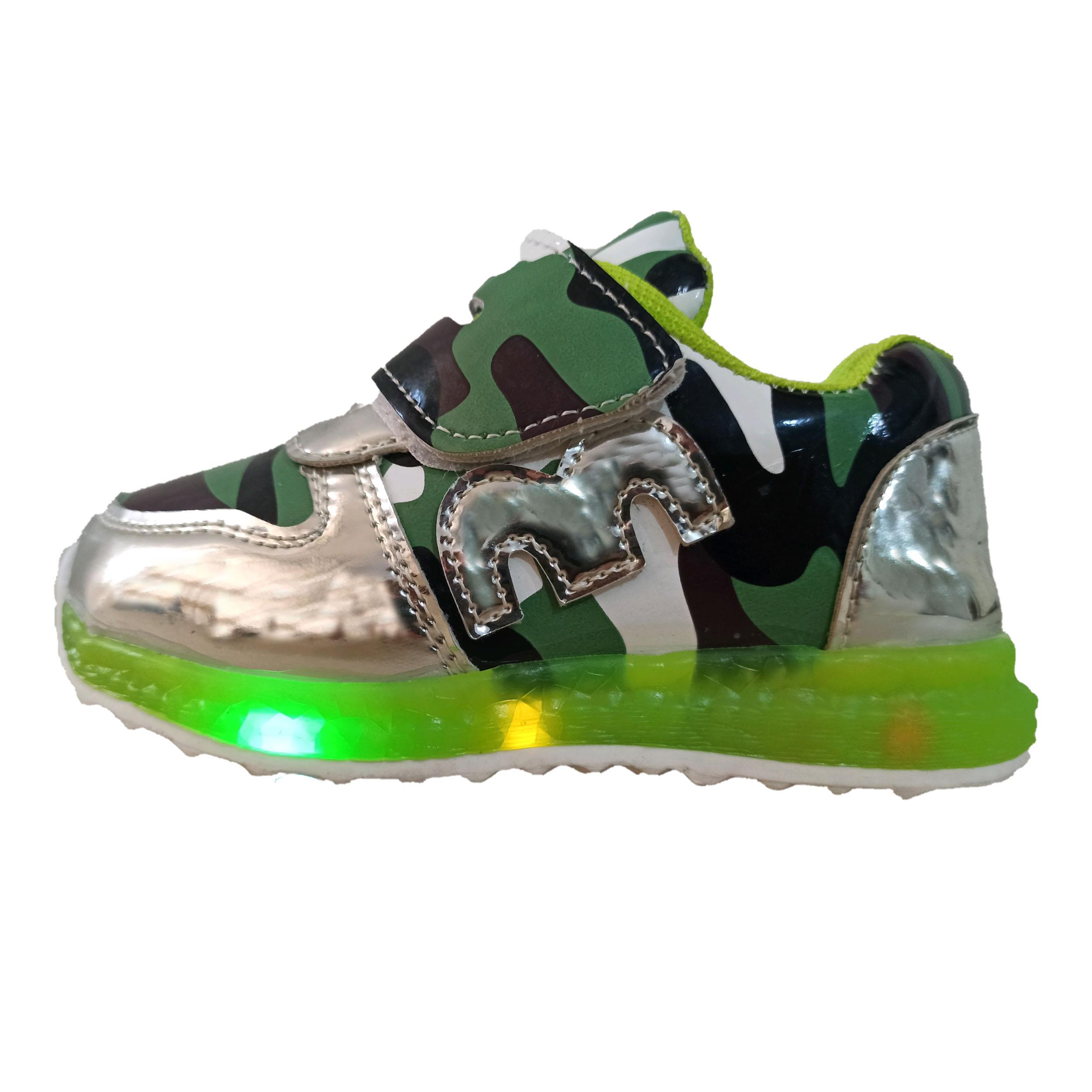 کفش مخصوص دویدن پسرانه مدل 025