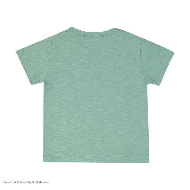تی شرت پسرانه نونا مدل 2211114-46