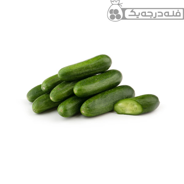 خیار اصفهان فله - 1 کیلوگرم