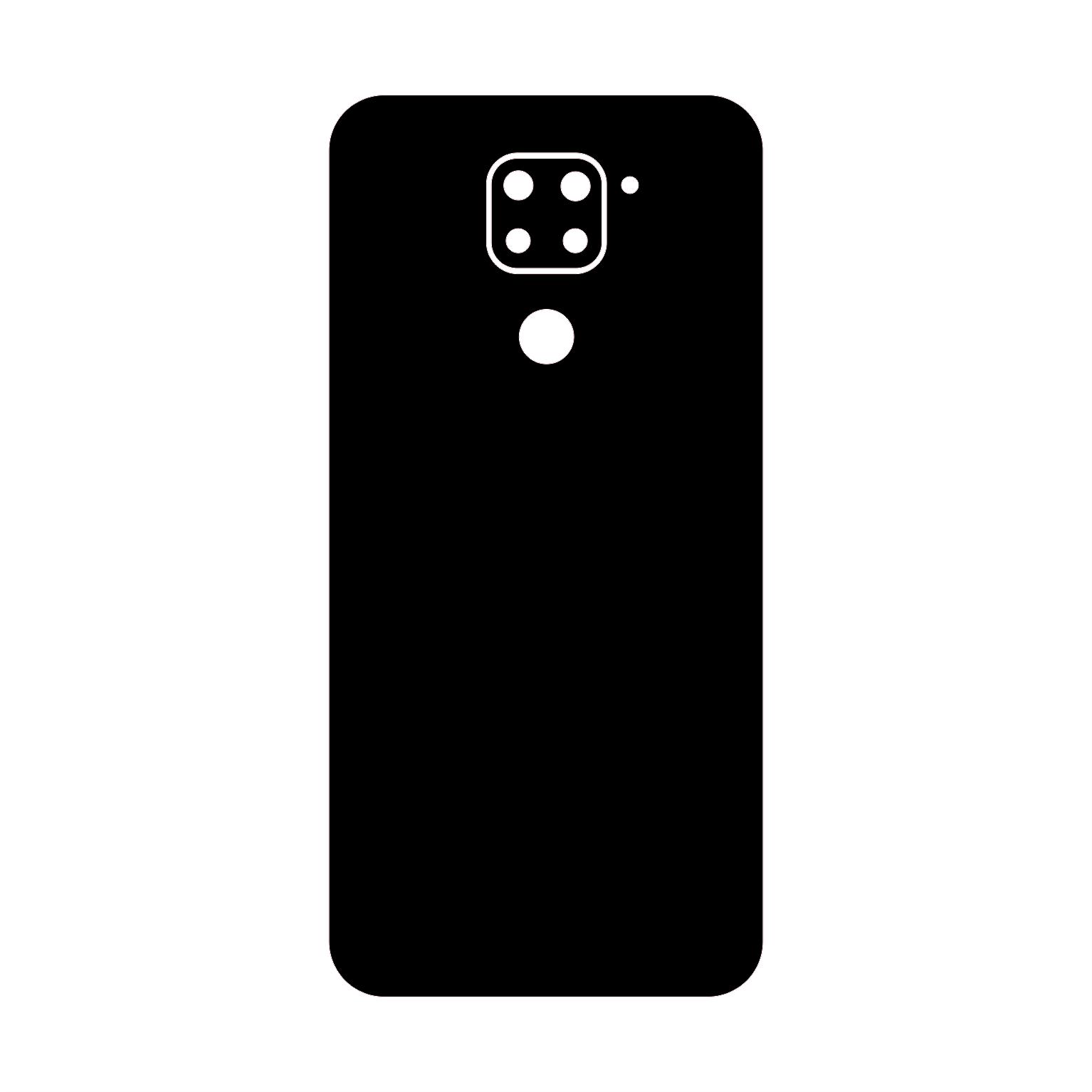برچسب پوششی مدل 1004 مناسب برای گوشی موبایل شیائومی Redmi Note 9