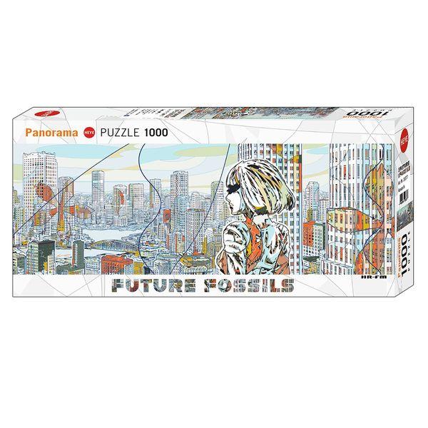 پازل 1000 تکه هه یه مدل Future Fossils کد 144093