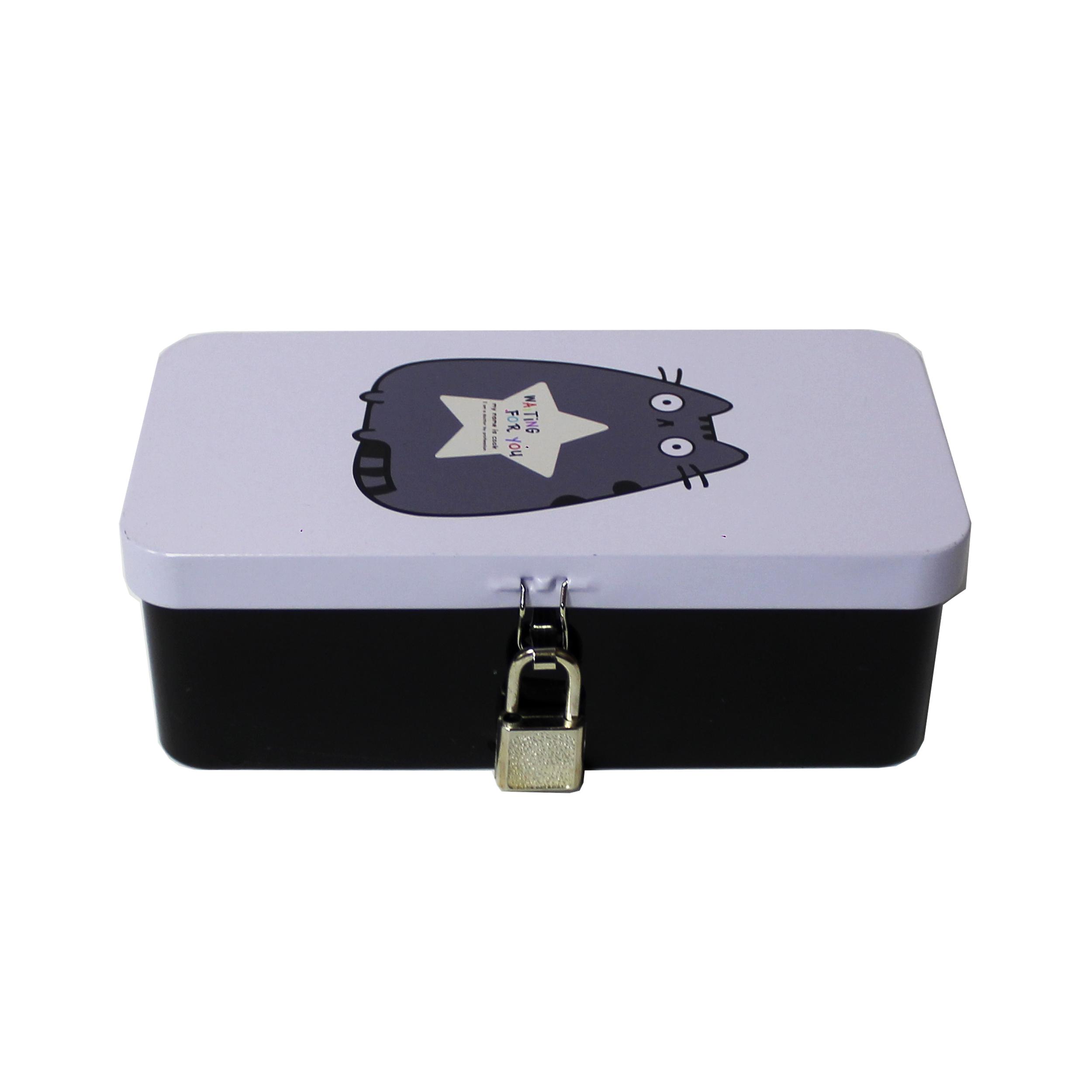 جعبه هدیه فلزی مدل 55-02