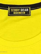 ست تی شرت و شلوارک پسرانه خرس کوچولو مدل 2011220-16 -  - 10