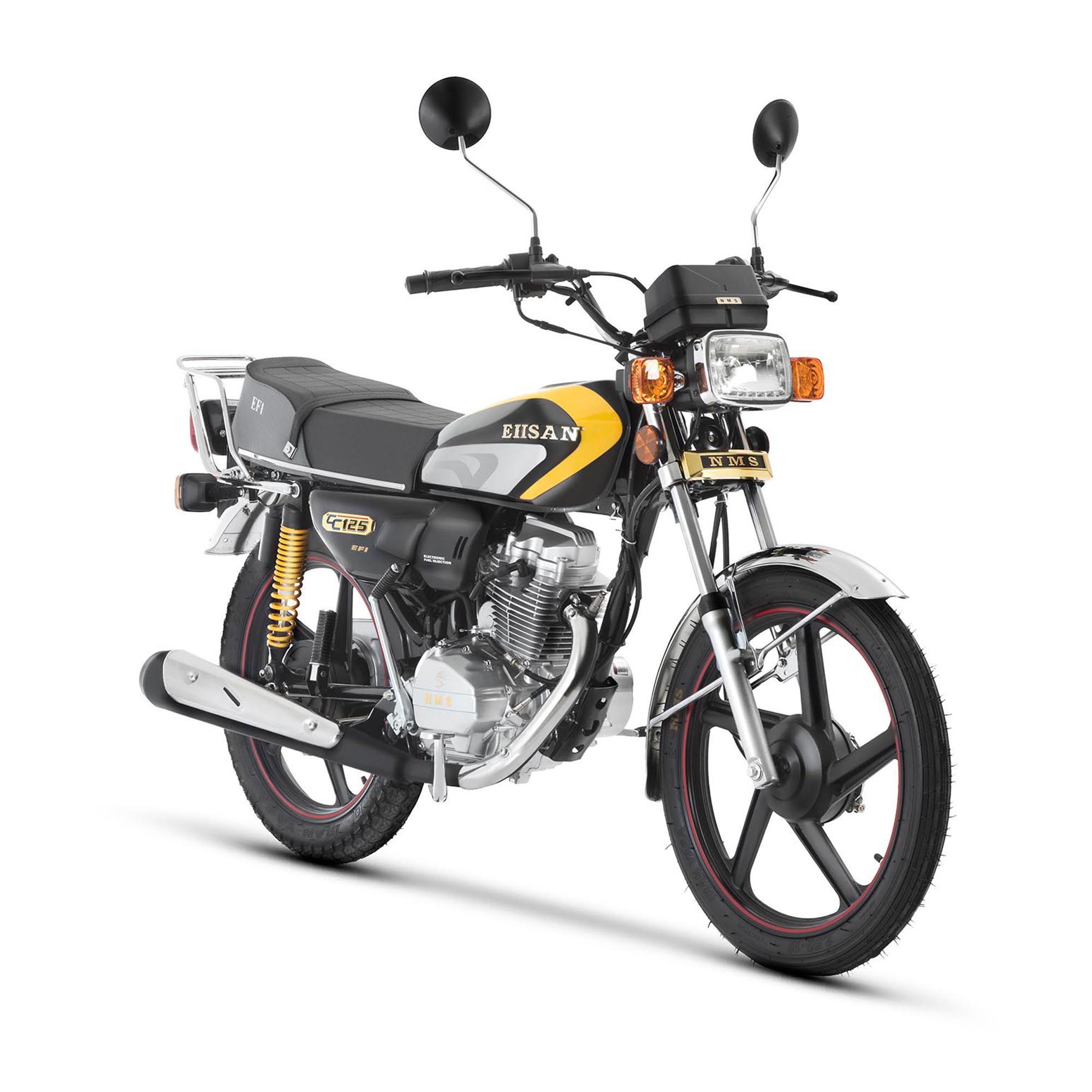 موتور سیکلت احسان مدل 125 استارتی