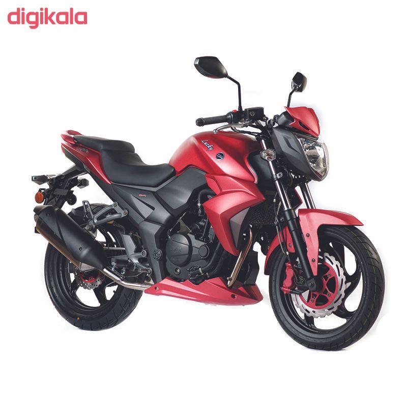 موتورسیکلت اس وای ام مدل 250 لاکی سال 1399 main 1 2
