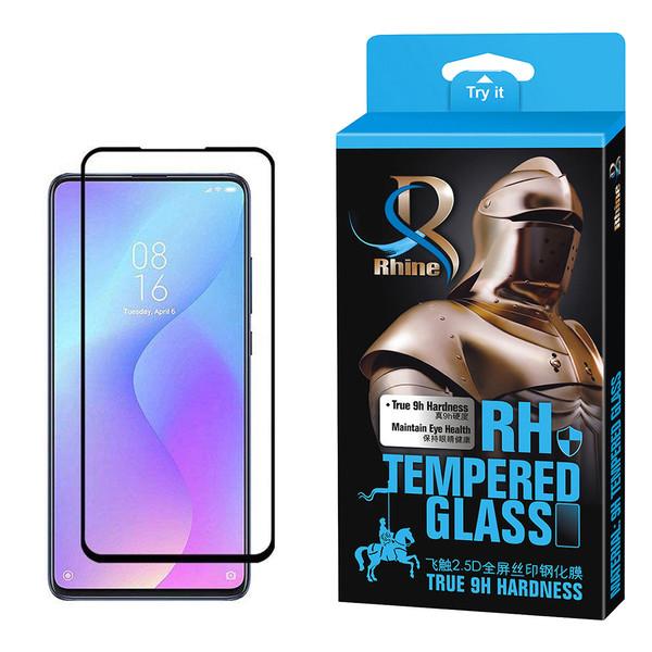 محافظ صفحه نمایش 9D راین مدل R-9 مناسب برای گوشی موبایل شیائومی Mi 9T