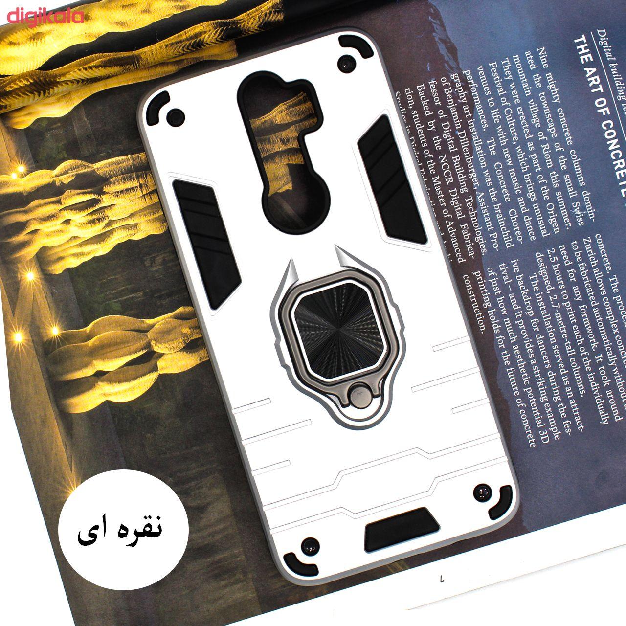 کاور کینگ پاور مدل ASH22 مناسب برای گوشی موبایل شیائومی Redmi Note 8 Pro main 1 11