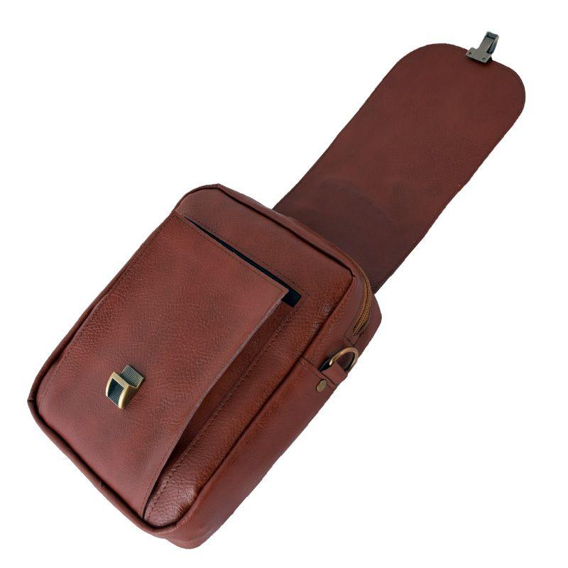 کیف چرم ما مدل SM-2 مجموعه 2 عددی -  - 27