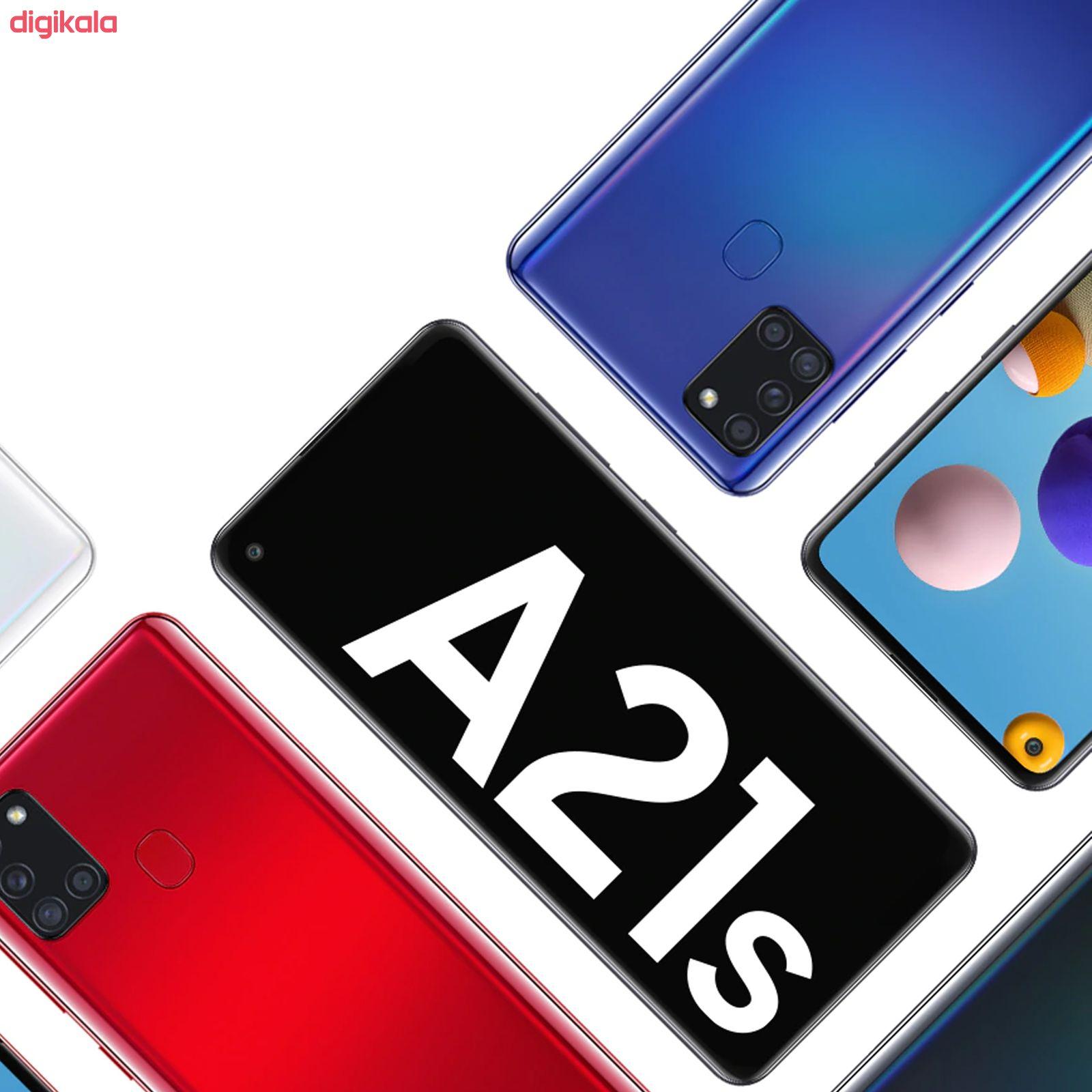 گوشی موبایل سامسونگ مدل Galaxy A21S SM-A217F/DS دو سیمکارت ظرفیت 64 گیگابایت main 1 9