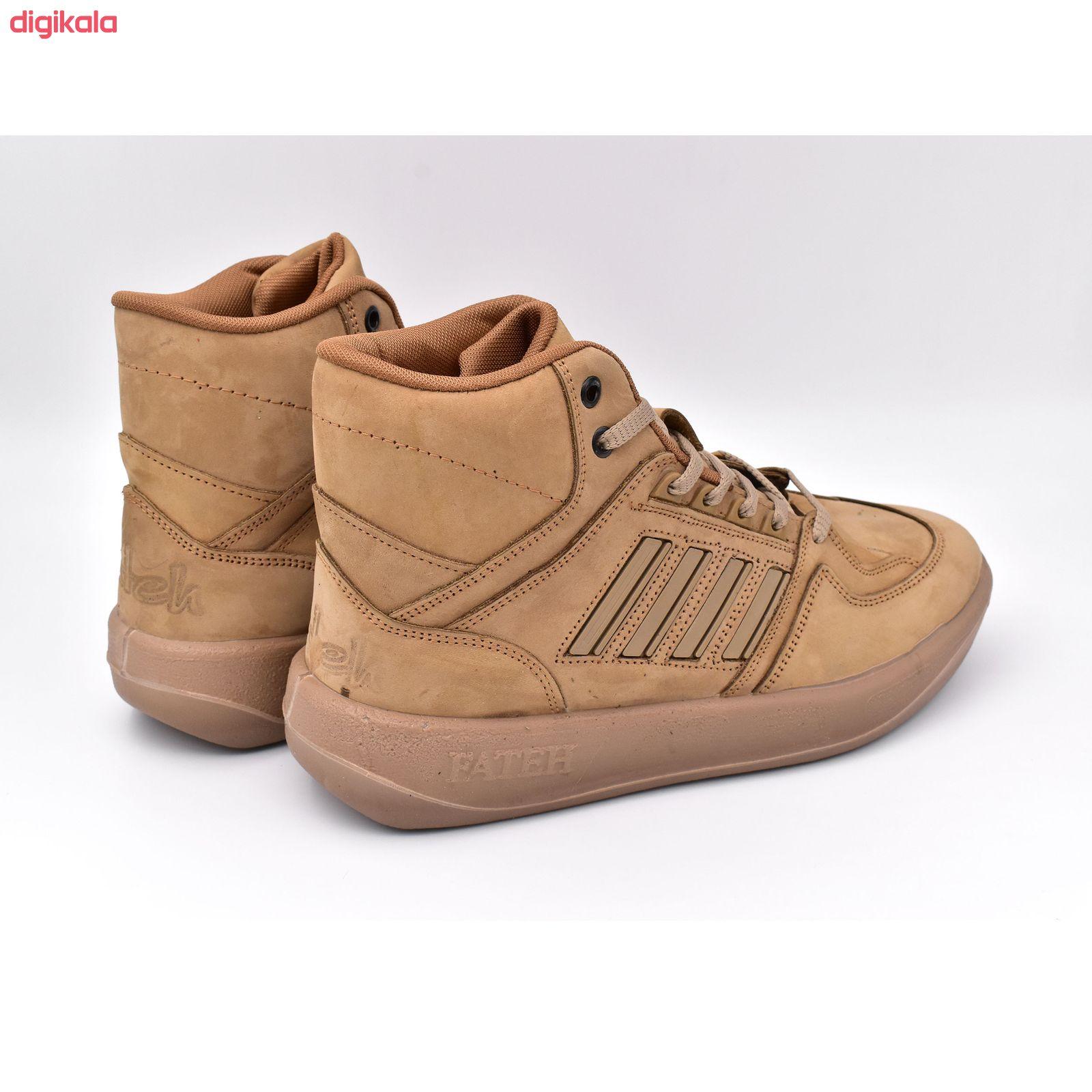 کفش طبیعت گردی مردانه فاتح مدل سنتر کد 8296 main 1 10