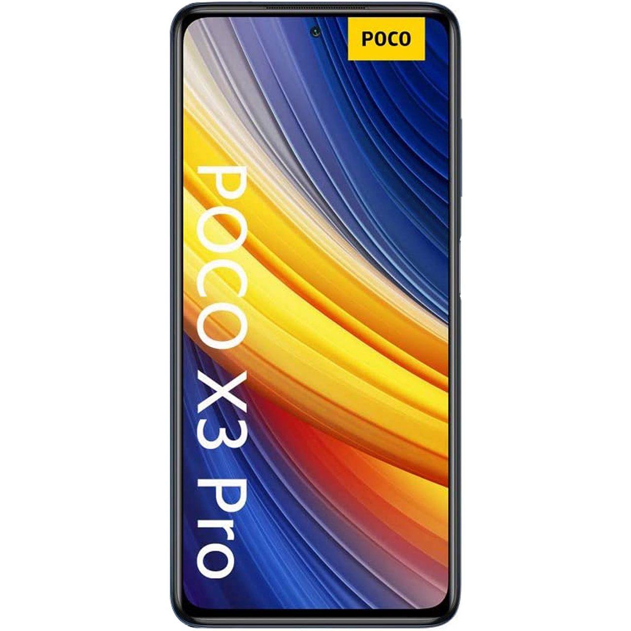 گوشی موبایل شیائومی مدل POCO X3 Pro M2102J20SG دو سیم کارت ظرفیت ۱۲۸ گیگابایت و ۶ گیگابایت رم