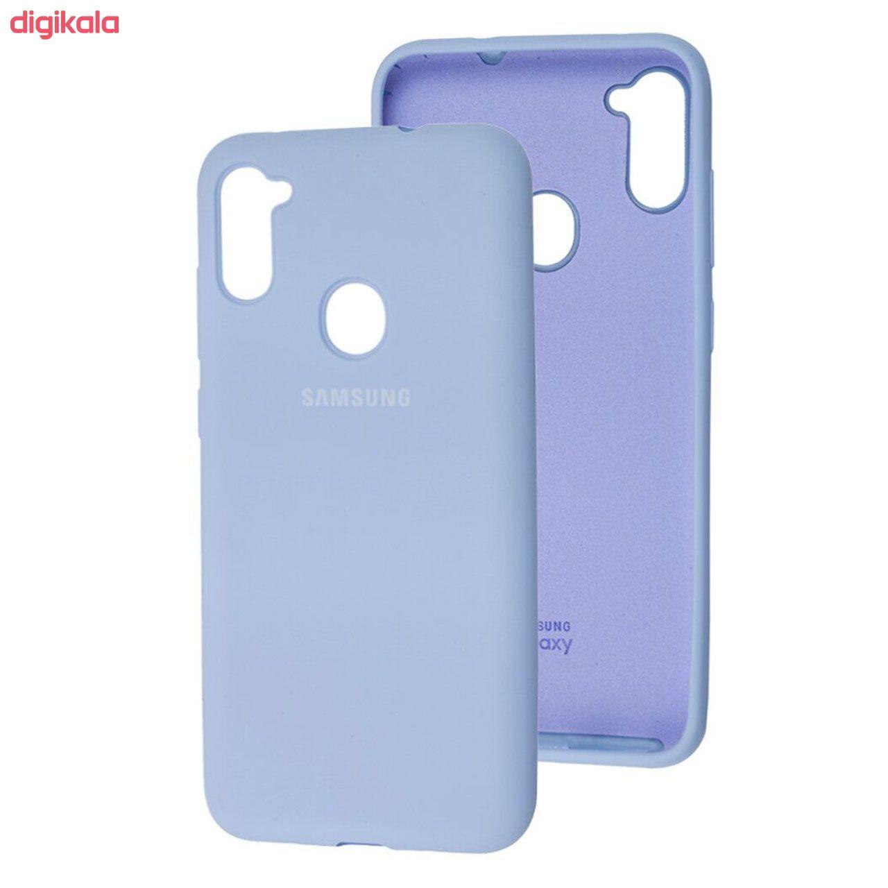 کاور مدل SLCN مناسب برای گوشی موبایل سامسونگ Galaxy A11 main 1 13