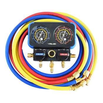 گیج فشار ولیو مدل VRM2-B-0401