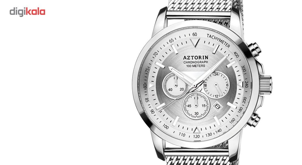 ساعت مچی عقربه ای مردانه ازتورین مدل A065.G317 -  - 1