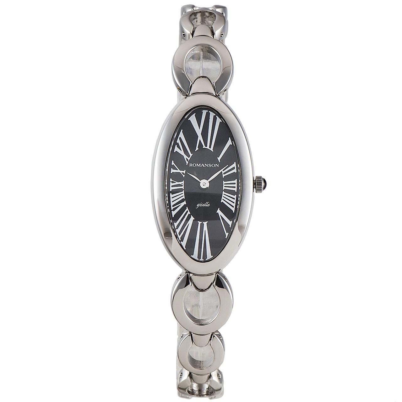 ساعت مچی عقربه ای زنانه رومانسون مدل RM0348LL1WA37W 46